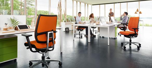 Büromöbel leasen bei der AVB GmbH in Düsseldorf