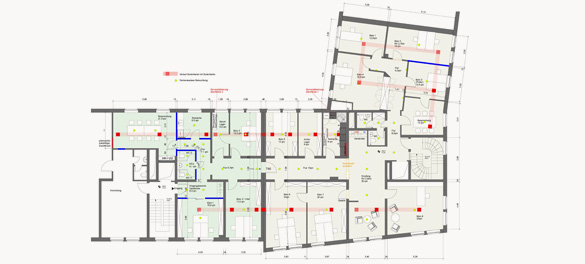 Büroraumplanung Skizze avb-gmbh.de